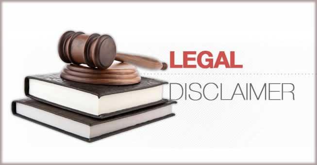 STO白皮书法律免责声明