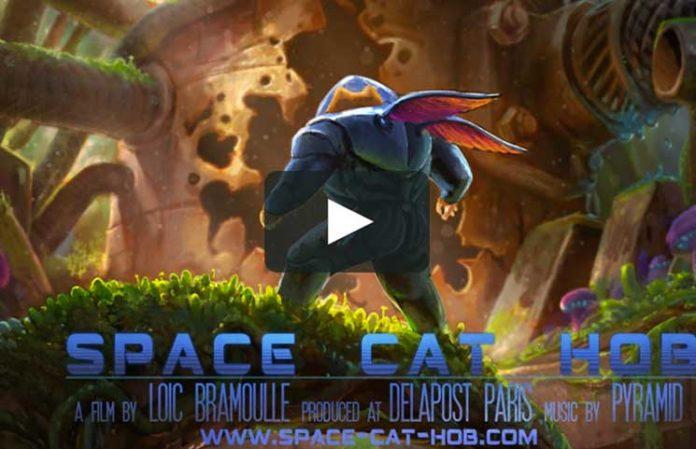 基于NKN的Space Cats区块链3D多人游戏分享新功能