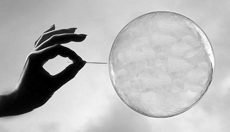 比特币价格泡沫